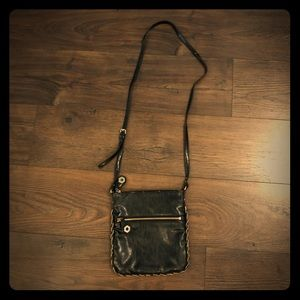 Gianni Bini black crossbody